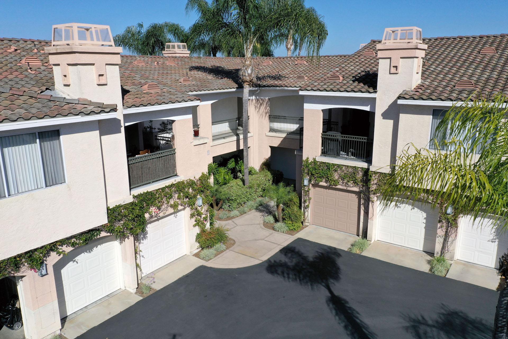 The Aventine garage